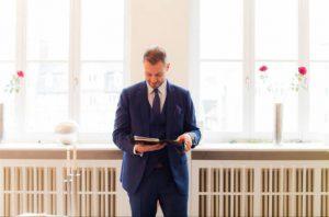 Standesamtliche Traurede und Freie Trauungen mit Hochzeitsredner von Strauß & Fliege