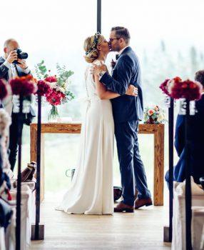Hochzeit in den Alpen!