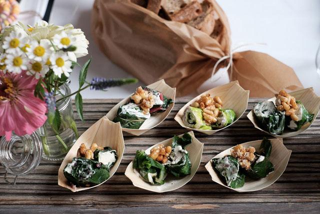 Tolle Catering Ideen für Eure Hochzeit