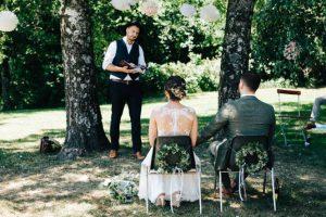 Freie Trauung in Bayern mit Hochzeitsredner von Strauß & Fliege