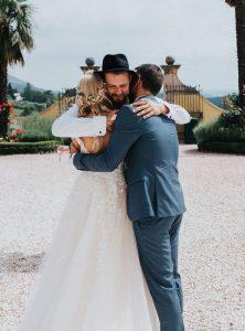 Freie Trauung mit Hochzeitsrednern von Strauß & Fliege