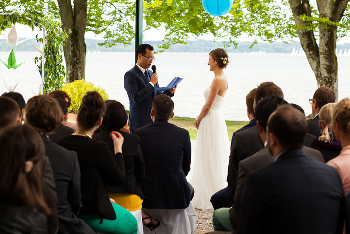 Interkulturelle Hochzeit
