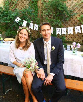 Low Budget Hochzeit: DIY