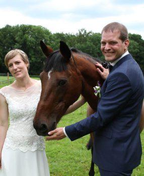 DIY Hochzeit in einer Scheune!