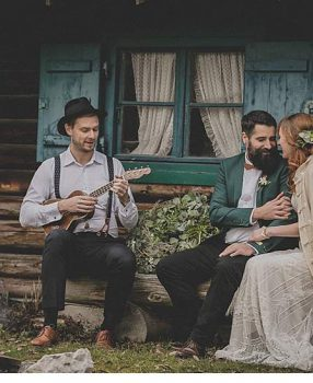 Mit unserer Traurednerin in Bayern jetzt noch schöner heiraten!