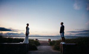 Heiraten am Meer, Freie Trauung, Hochzeit, Zeremonie, Freier Redner, Hamburg, Thüringen, Sachsen Zeremonienleiter