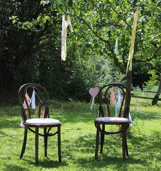 Für das Hochzeitsspiel Jerusalem braucht ihr eigentlich nur ein paar Stühle