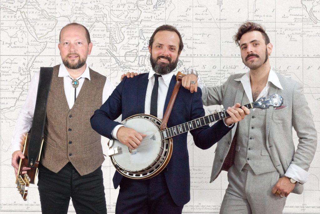 Akustikhochzeitsband Yonder Boys