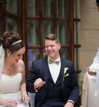 Freie Trauungen mit Thomas als Hochzeitsredner von Strauß & Fliege