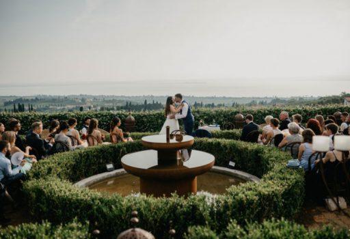 Heiraten in der Toskana mit Trauredner von Strauß & Fliege
