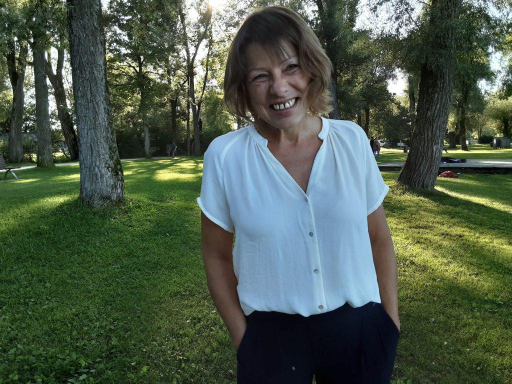 Gaby Renner ist Traurednerin Chiemgau für Strauß & Fliege