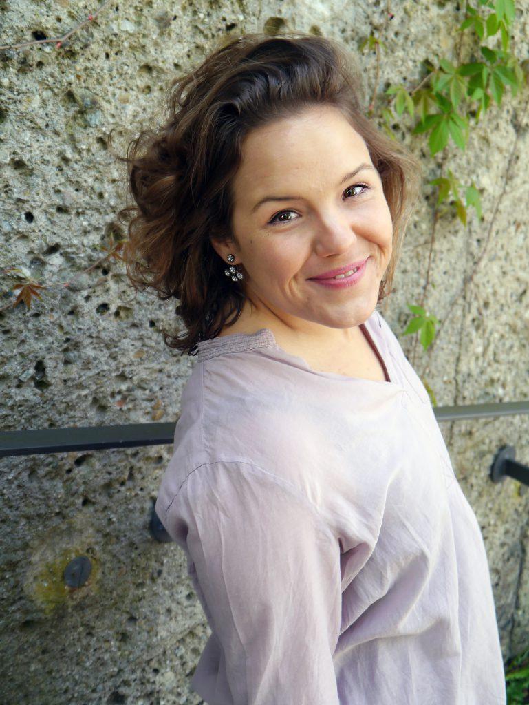 Hochzeitsrednerin Martha aus München