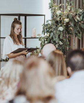 Hochzeitsrede für Freunde und Familie
