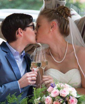 Traurednerin Anka aus Hamburg erzählt von ihrer queeren Hochzeit