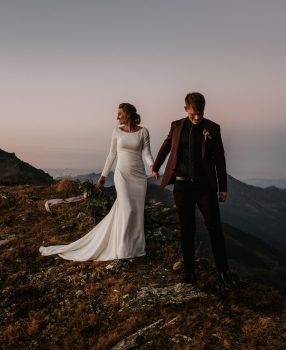 Elopement wedding – beat that Covid-19!