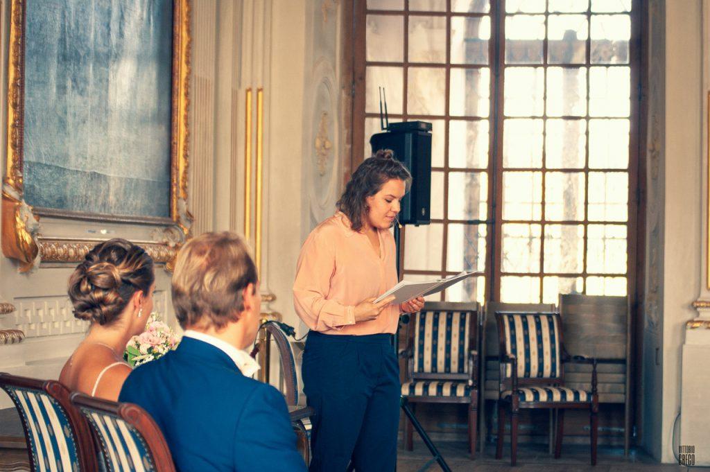 Märchenhochzeit auf dem Schloss mit Traurednerin Martha Münder