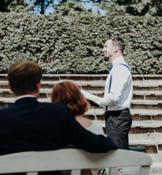 Freie Trauung Berlin mit Hochzeitsredner Tobias Wollschläger