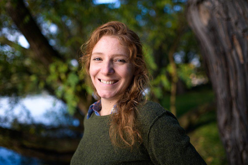 Rebekka Seaman ist Traurednerin in Berlin und bilingual
