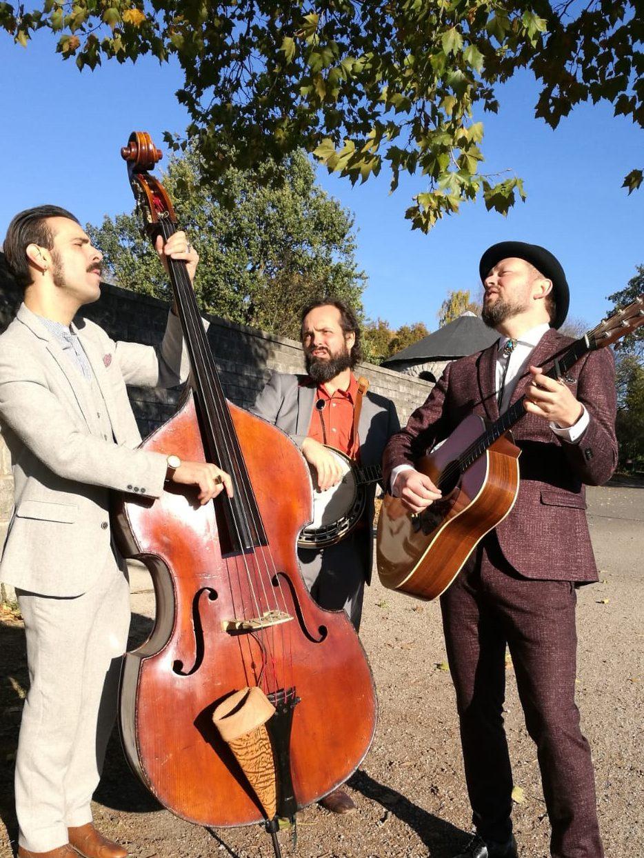 Die Yonderboys sind die perfekte Band für Eure Hochzeit!