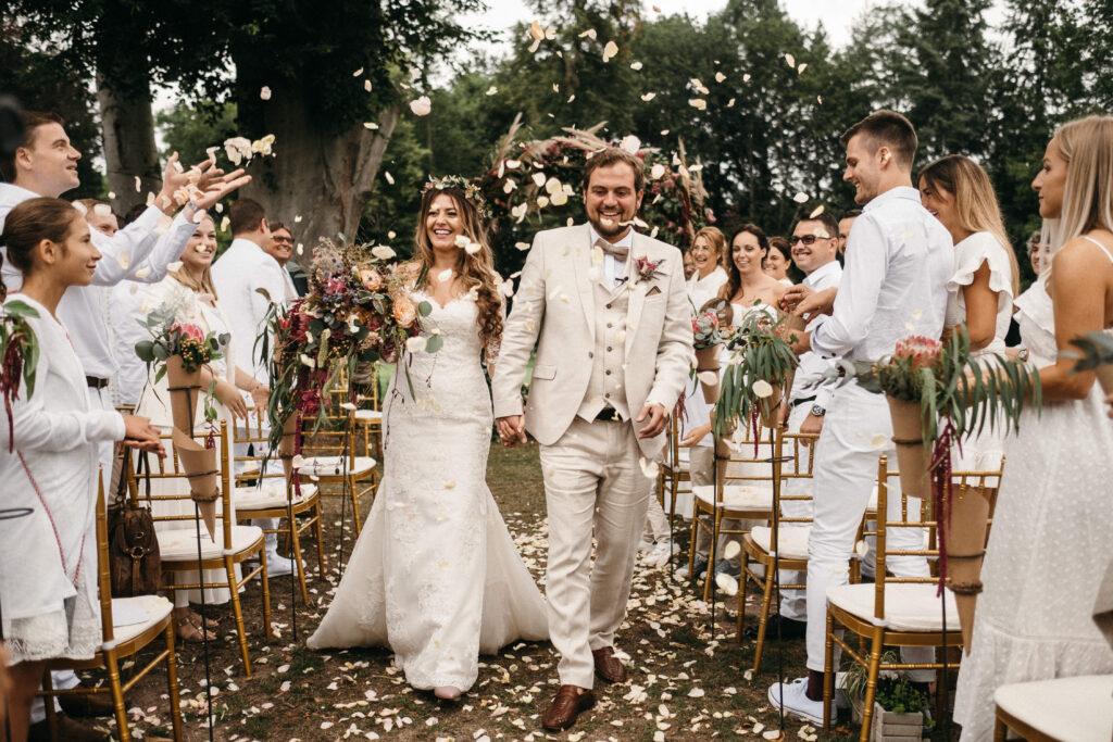 Freie Trauung mit Hochzeitsplanerin München