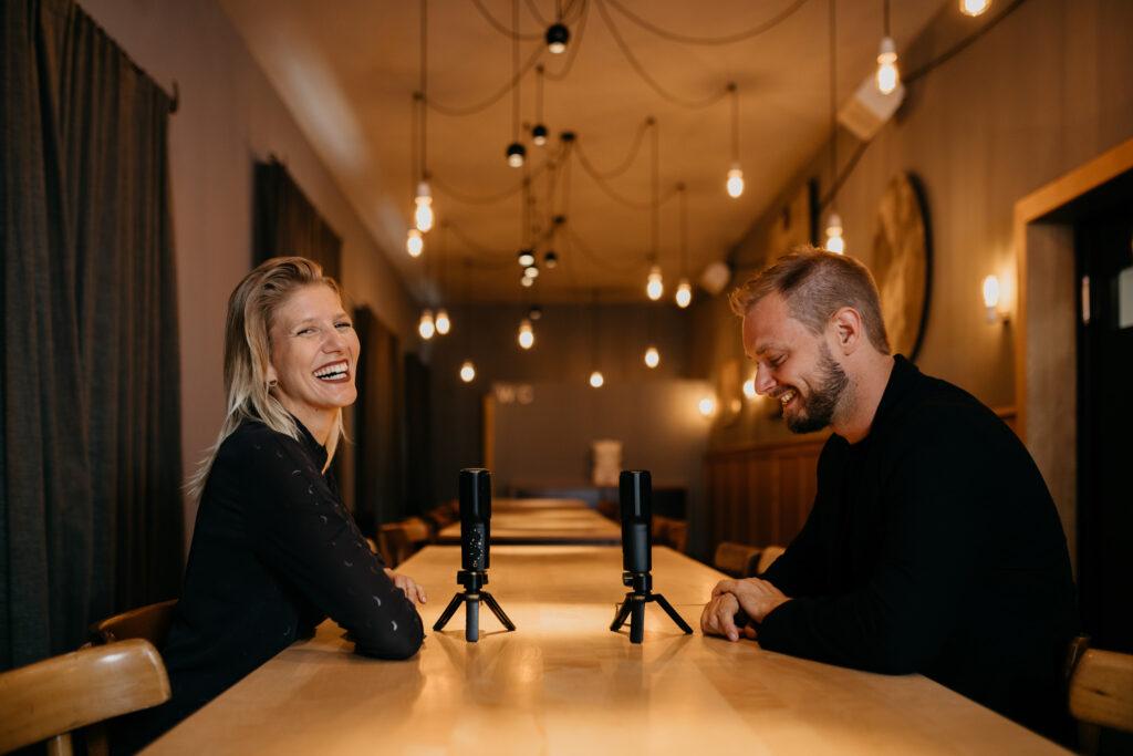 Beruhig Dich Schatz, wie heiraten nur! -  der Podcast von Strauß & Fliege