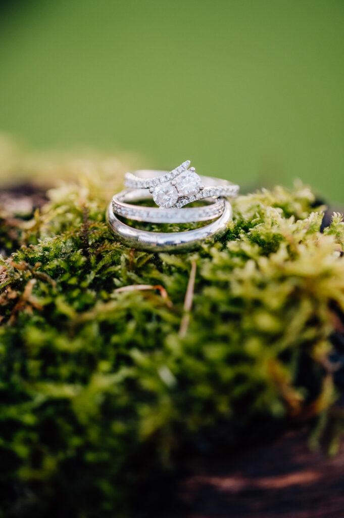 Trauringe Eheringe Silbern Diamanten