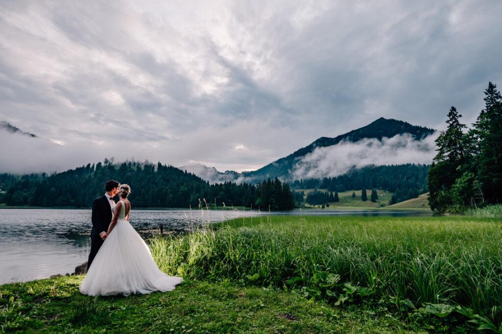 Hochzeitsfotograf Bayern Jung und Wild schießt spektakuläre Bilder