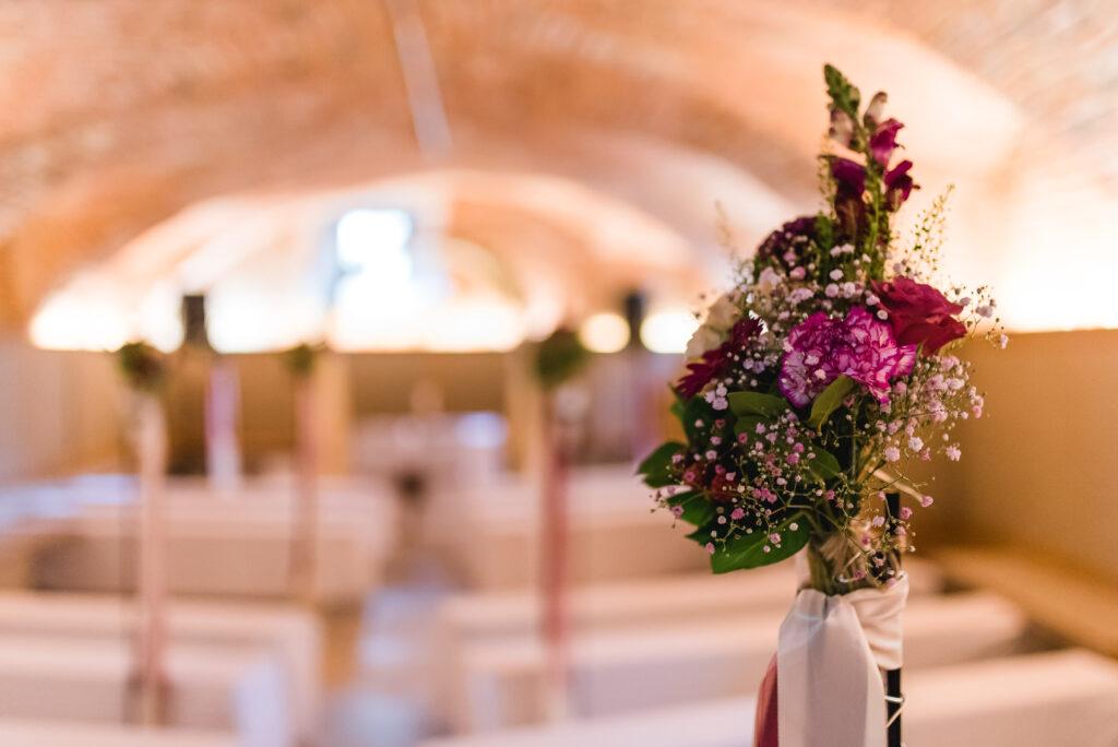 Brautstrauß Vase   Blumenstrauß freie Trauung   Strauß & Fliege