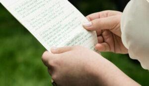 Coaching Eheversprechen | Jubiläum | Erneuerung Eheversprechen | Strauß & Fliege