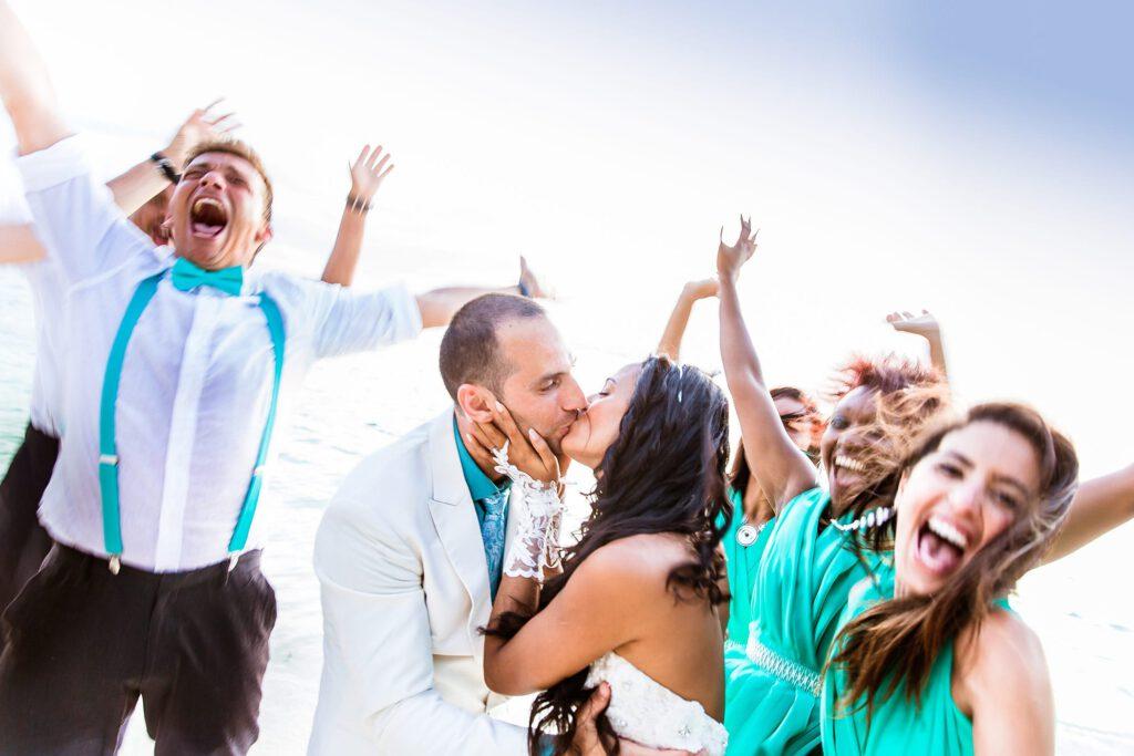 Destination Wedding Seychellen   Strauß & Fliege